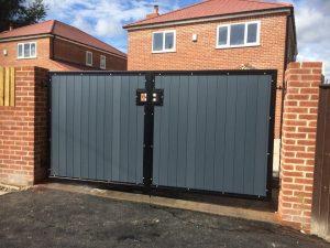 electric gates bradford