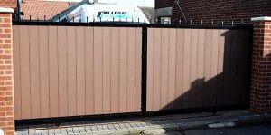 pvc gates