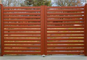 aluminium gates bradford