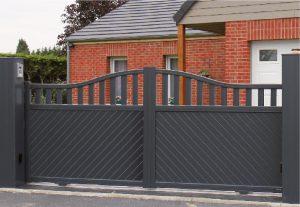 aluminium gates Leeds