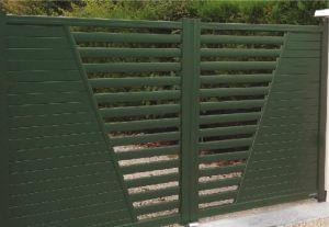 aluminium gates wakefield