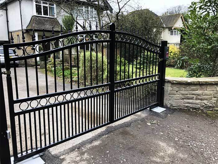 gate number 1