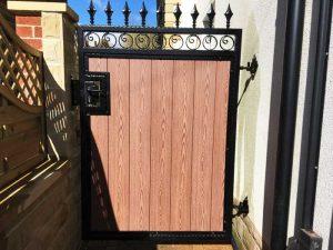 manual gates Bradford