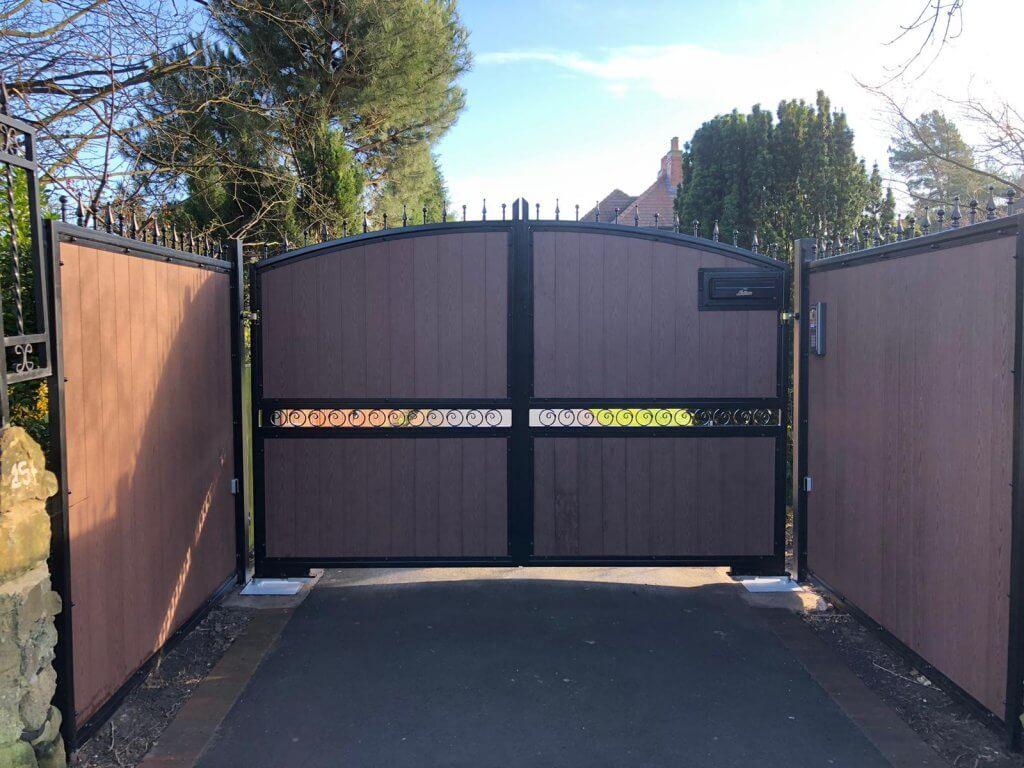 electric gates West Yorkshire