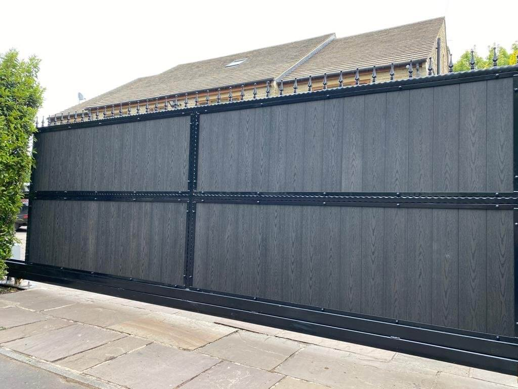 electric gates Harrogate