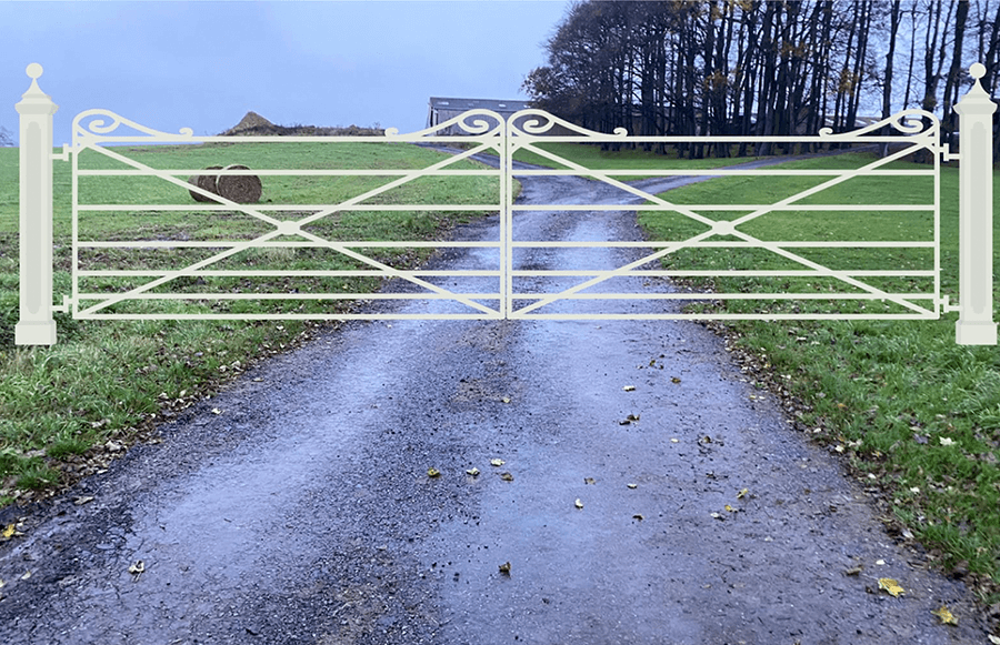 free gate design consultation Huddersfield