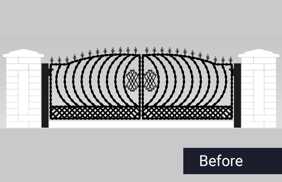 free gate design consultation
